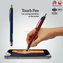 2015 popular touch and ball pen in china