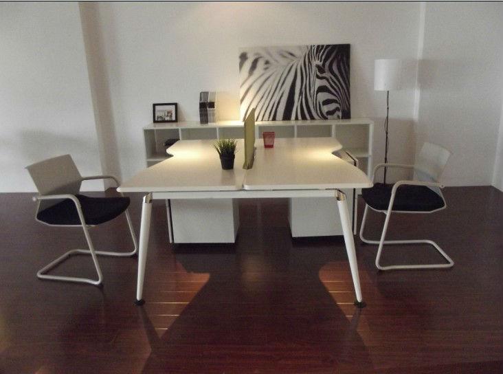 Escritorio de oficina modernamdf pintado muebles de oficinacurva de