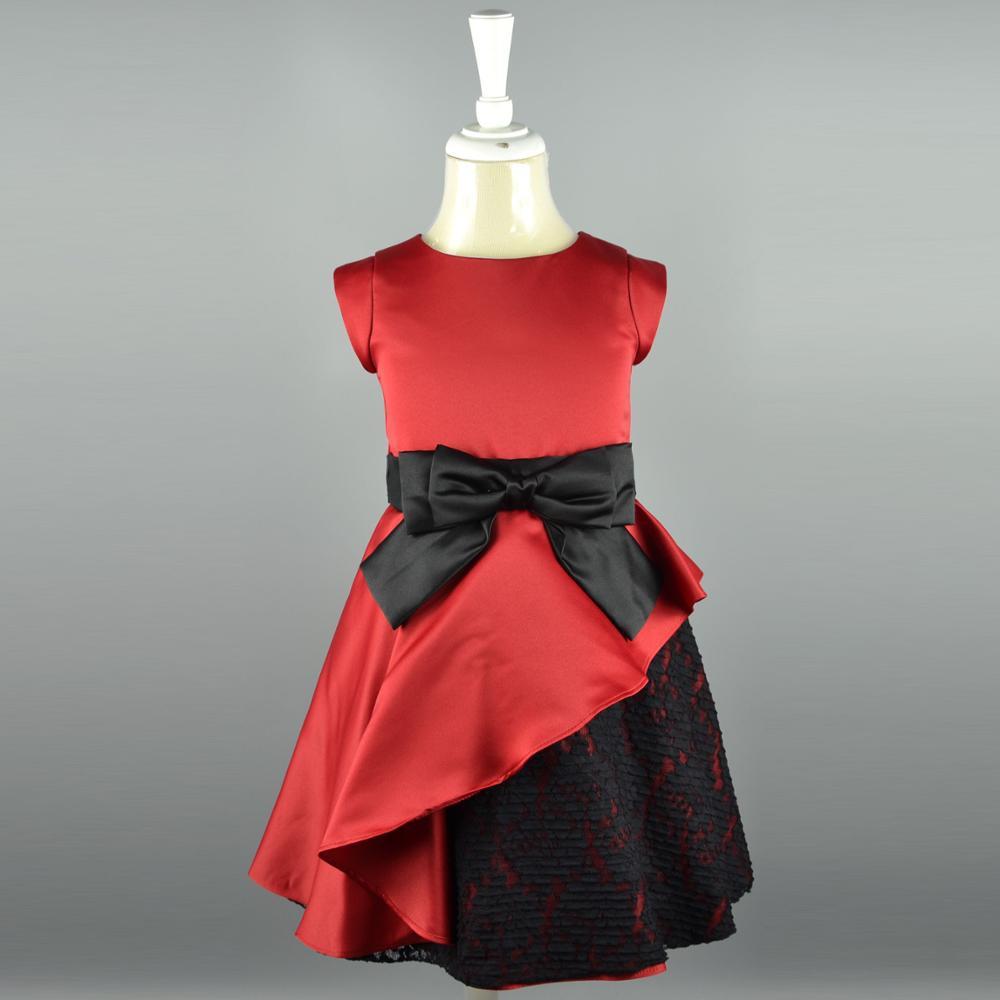 Elegant Children Party Clothing Ball Gown Wedding Dress Design ...