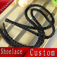 Recém sports encerado algodão cordão da sapatilha de fabricantes