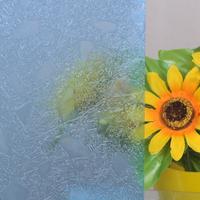 pvc smart Solid color Electrostatic Protective glass film 3d