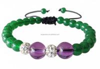 2015 Totally Woth Elastic Rhinestone Bracelets