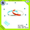 wearable devices promotional items china silicone wristband