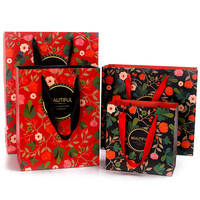 China wholesale cosmetic paper shopping bag custom retail paper bags