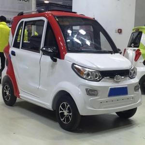 Made In China Hohe Qualität 2,5*1,25*1,6 M Vier Rad Elektrische Mini Moke Auto