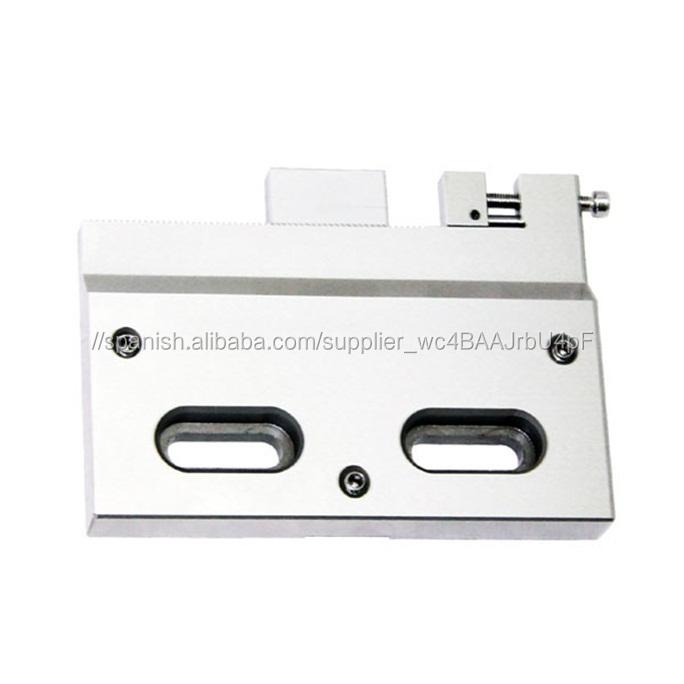 Corte de alambre edm controlador de Lámpara Manual de ultra-delgada caminando abrazadera de alambre de tornillo