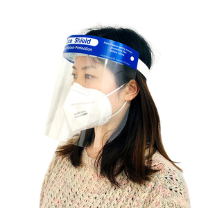Low Min Order Qty Disposable Protection Safety Face Shield