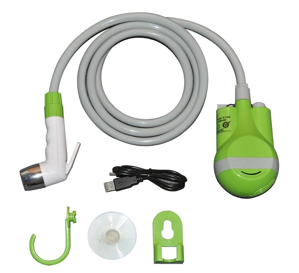 Meilleur rechargeable Portatif alimenté par Batterie Shattaf Bidet Pulvérisateur pour ablution