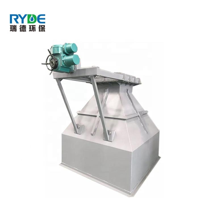 2019 中国大手技術廃水処理下水汚泥ホッパー