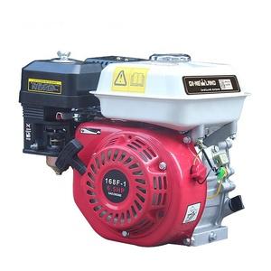 Hohe Leistung Power 6,5 Hp 168F-1 4 Hub Gx200 Benzin Motor