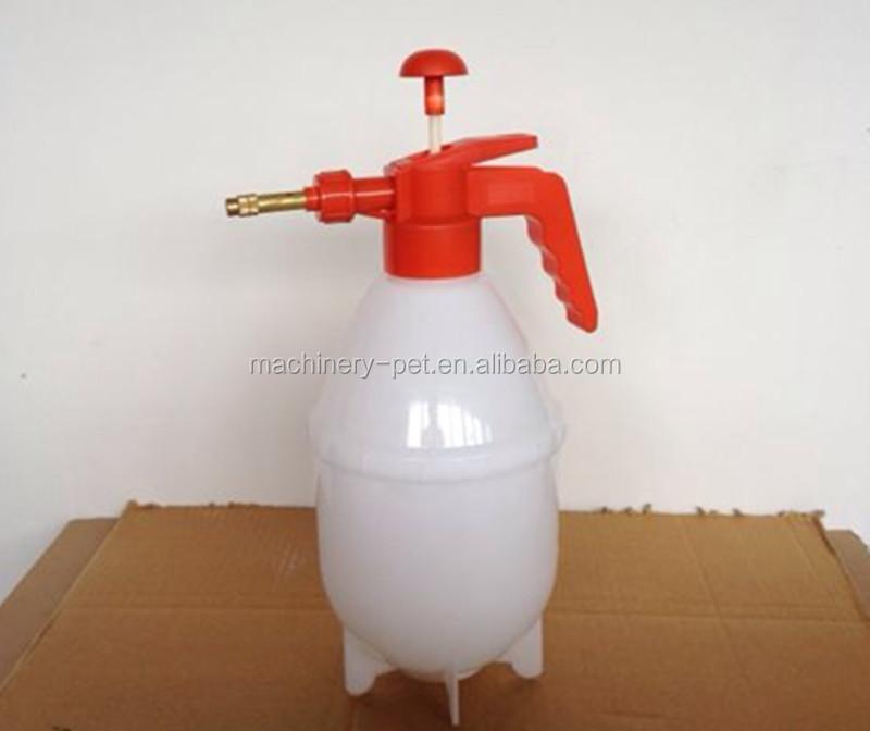 Портативный распылитель давления воды 0.8L/1.5L/2L, легко срабатывает, ручные распылители давления для дома, сада,