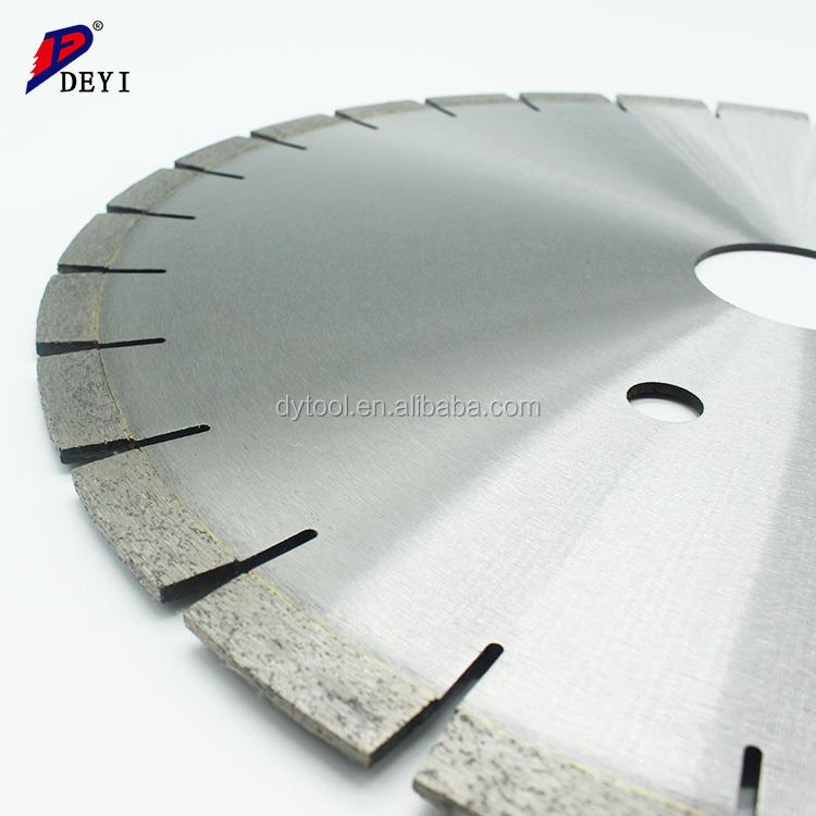 Birçok boyutları için elmas dairesel testere kesme pvc boru