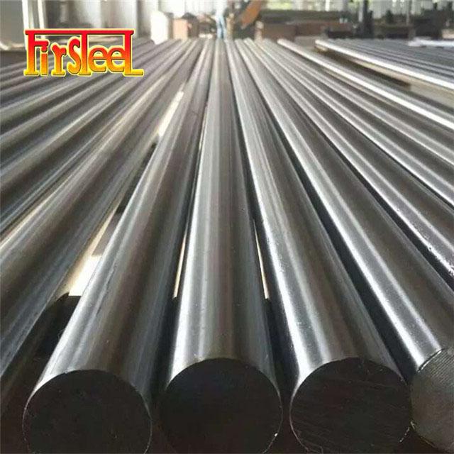 Fuente de la fábrica c40 c20 c10 c45 material de acero al carbono, acero barra redonda