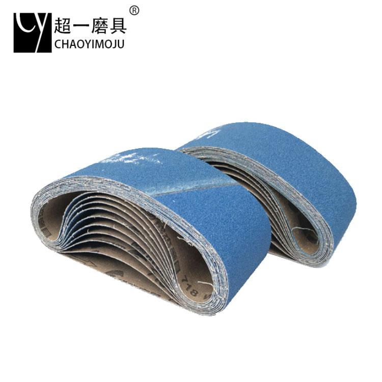Blau schleifpapier grit 1500 diamant schleif gürtel für breiten gürtel sander
