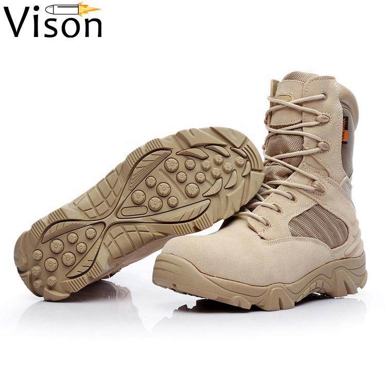Alemán, italiano botas militares francés estilo botas de combate.