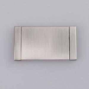 Di alta Qualità Hafele Moderna Da Incasso A Filo di Tiro del Metallo Maniglia in Nichel della Spazzola
