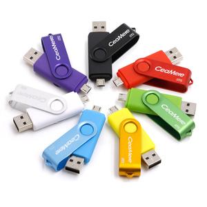 カスタムusbフラッシュドライブ128gb 64gb 32gb 16gb 8gb 4gbペンドライブスマートフォンペンドライブotg 2.0 usbフラッシュドライブ