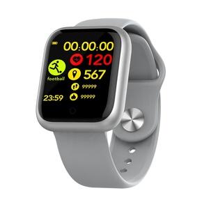 FITUP GT1 スマート腕時計 50atm 防水 IP68 スポーツモード時 bp 新着スマートウォッチ 30 日スタンバイ ios アップル