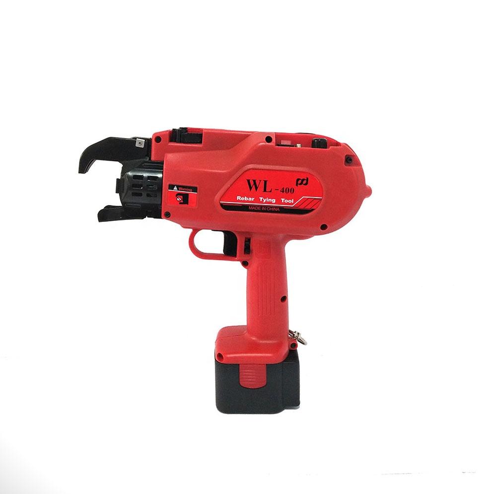 التلقائي حديد التسليح الطبقة بندقية للبناء المدني يعمل