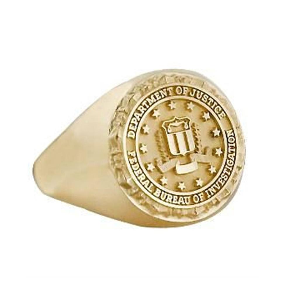 Barato chapados en oro de anillo para las organizaciones