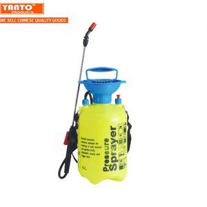 Сельскохозяйственные 6L высокого давления пластиковый опрыскиватель насос бутылка распылитель ранцевого типа для с спрей для сада