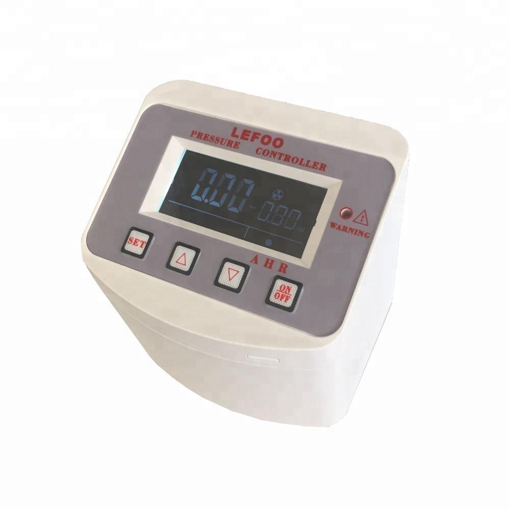 LFDS63 série d'affichage numérique de contrôle de pression pour compresseur d'air/pompe à eau non-corrosif de gaz ou d'air de Pression Intelligent swith