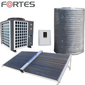 Eco China feito colector projeto de sistemas solares de água quente aquecedor de água não-pressão do coletor solar para