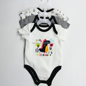 Новый дизайн, детская одежда, комбинезон из мягкого хлопка, унисекс, 3 предмета, Детский боди