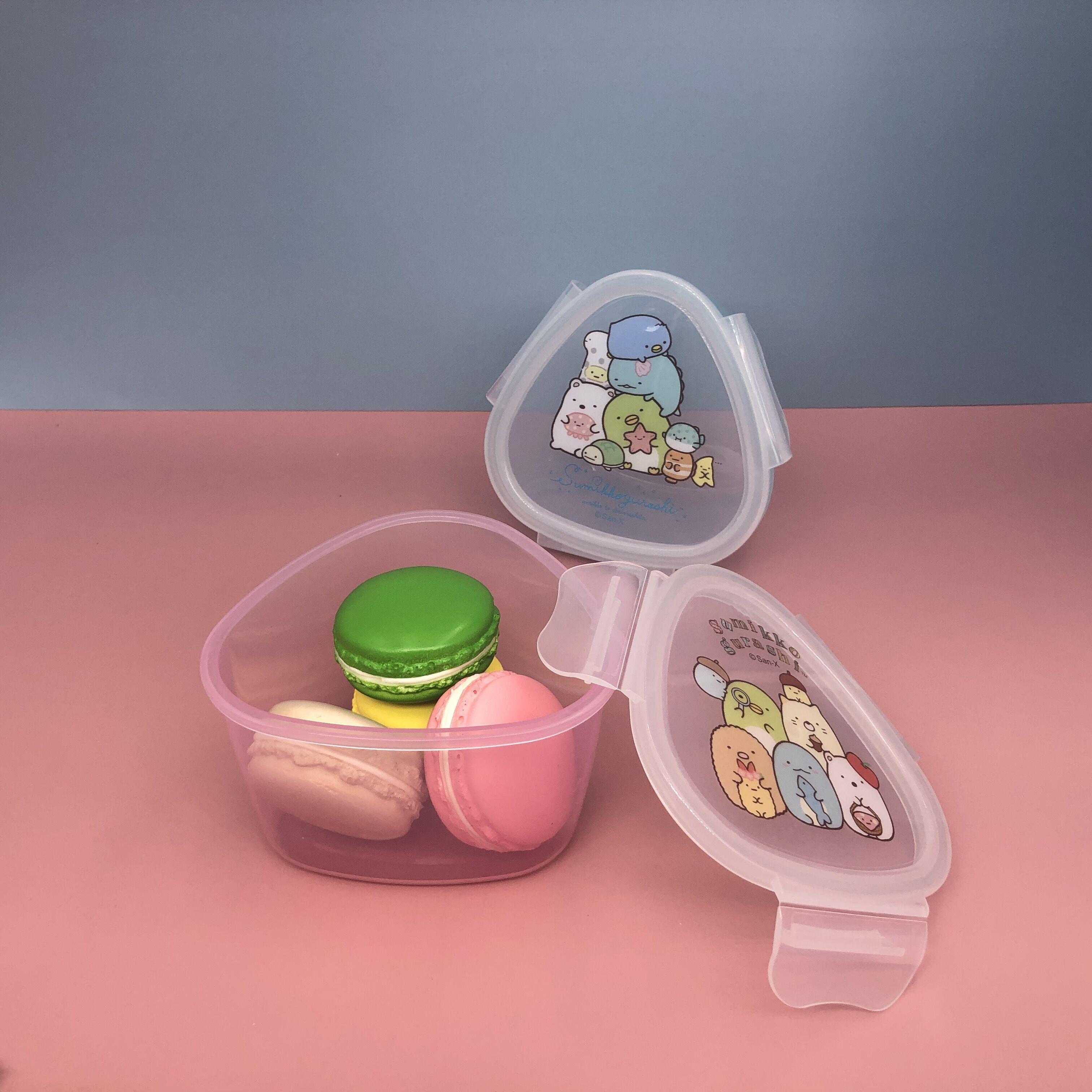 Contenedor de alimentos de nuevo estilo caja de almuerzo lavavajillas de almacenamiento de alimentos sello caso