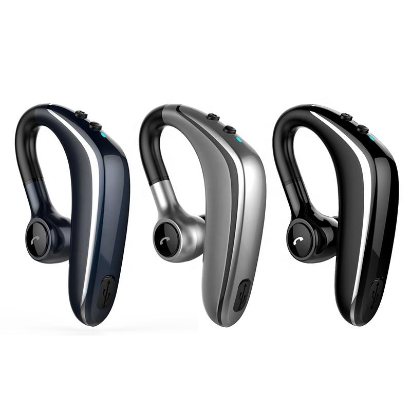 Écouteurs sans fil portatifs de casque de Bluetooth de Conduction <span class=keywords><strong>d</strong></span>'os de longue portée pour Sony