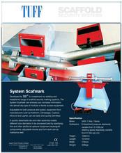 Máquina TUFF Sistema Scafmarking