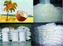 de coco desecado bajo contenido de grasa de la mejor calidad