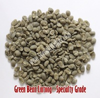 Sumatra Lintong Green Bean Coffee