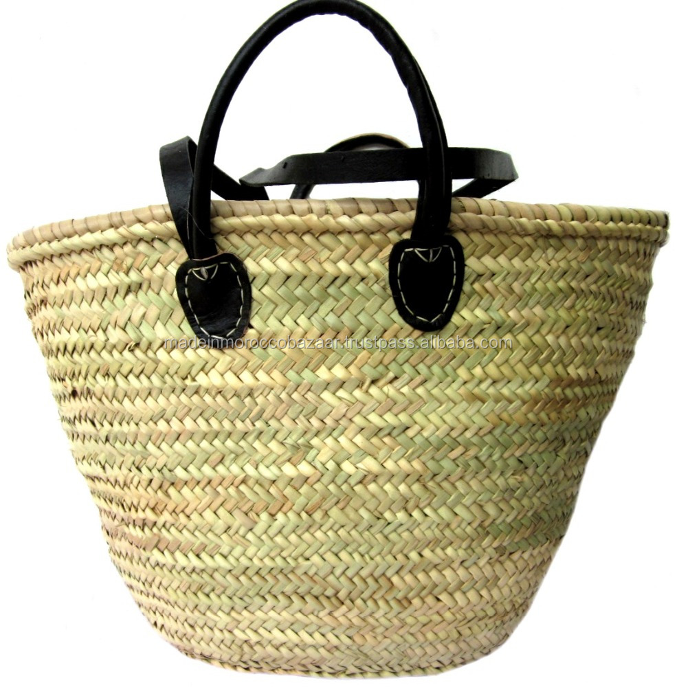 Handmade Basket Companies : Fashion handmade straw basket buy beach bag cheap
