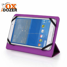 New arrives stand flip cover tablet leather case for samsung galaxy Tab 3