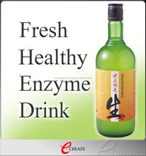 High-security japan nutritional drink fresh health enzyme drink with improve the constitution