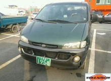 HYUNDAI STAREX 9 SEATS / MANUAL/ 2WD/ 1998 YEAR