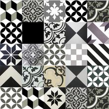Encaustic cement tile patchwork- Vietnam encaustic tile corp