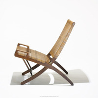 Designer Folding Wood Rest Chair