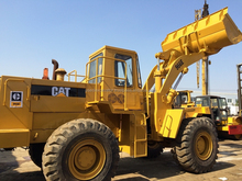 Used CAT-Wheel Loader 966E Cheap high quality 3 years warranty for engine and pump for sale