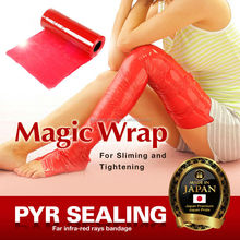 Hot-selling and Effective facial massager slim wrap for moisturizing, ultra-red ray , and disposable