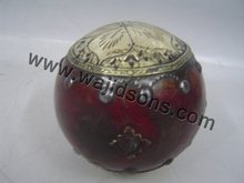 modern decorative ball for decoration | rounded ball for decoration | church decorative ball for sale