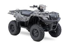 DISCOUNT PRICE FOR 2015 Suzuki KingQuad 750AXi Camo ATV