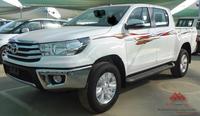 NEW 2016 Toyota Hilux 4WD GLX-S 2.7 Petrol MT