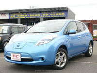 Popular and Good looking secondhand used LEAF 2011 used car at reasonable prices