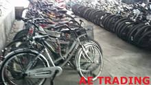 High Quality Used Bicycle for sale From Korea - 26 inch City bicycle straight