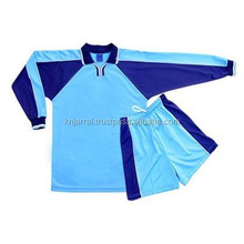 Wholesale full sublimated soccer uniform set design /sofa set designs