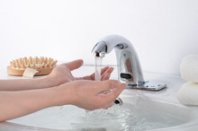 Automatic Infra-red bathroom tap mixer - 501A