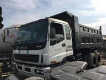 Isuzu camión volquete venta, buen estado y el precio barato