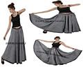 venta caliente última 2014 señoras diseñador de moda faldas largas de algodón